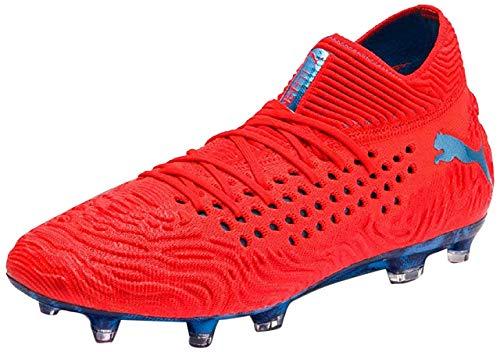 PUMA Future 19.1 Netfit FG/AG, Zapatillas de Fútbol para Hombre tallas 42.5 y 44.5.
