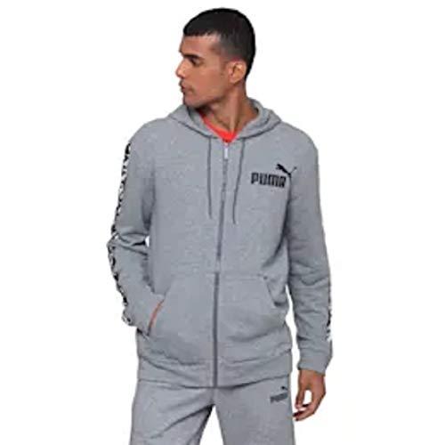 TALLA XL - PUMA Amplified Hooded Jacket TR - Sudadera Hombre