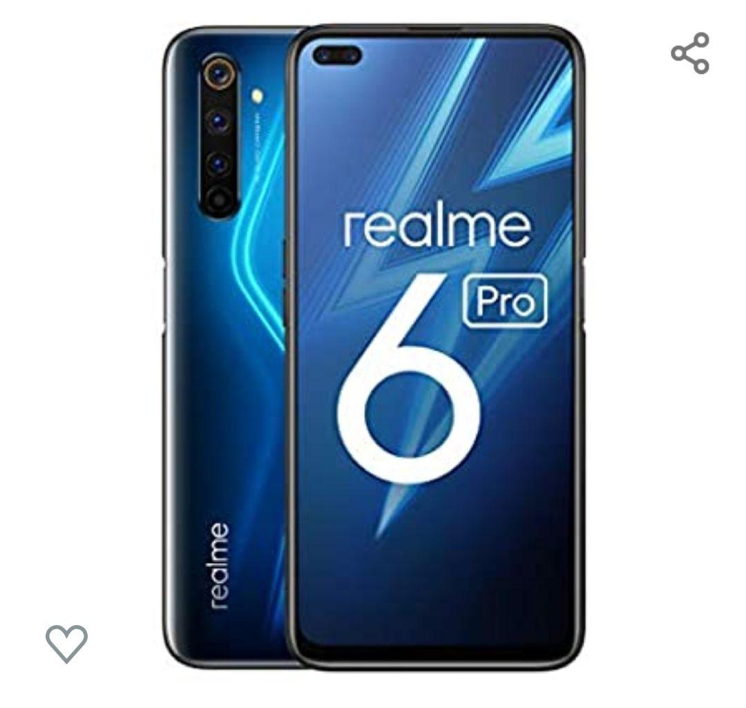 realme 6 Pro - 6 GB RAM + 128 GB ROM