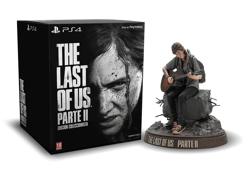 The last of us: part II es. Coleccionista