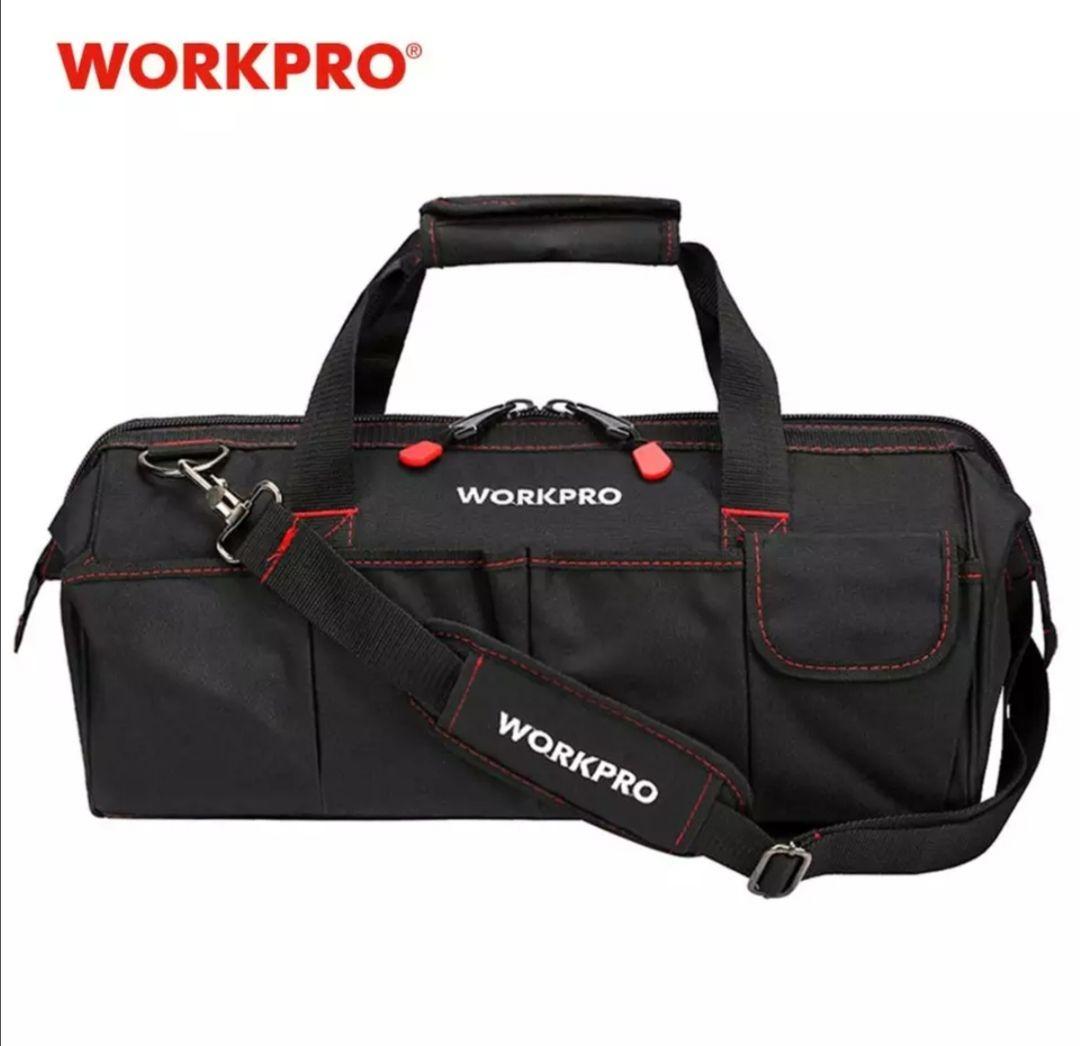 Bolsa de herramientas WORKPRO 600D desde España