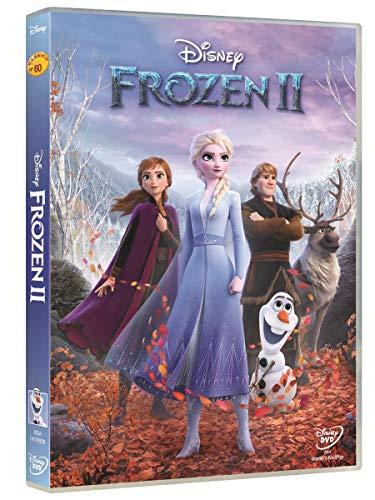 Frozen II dvd (1 euro más blue Ray) precio mínimo según keepa