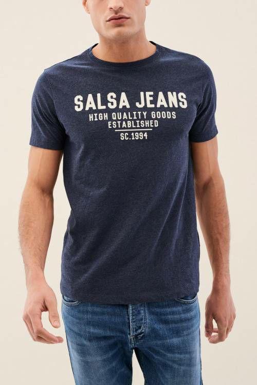 Pack de DOS camisetas Salsa Jeans con envío gratis. Tallas de la S a XXL.