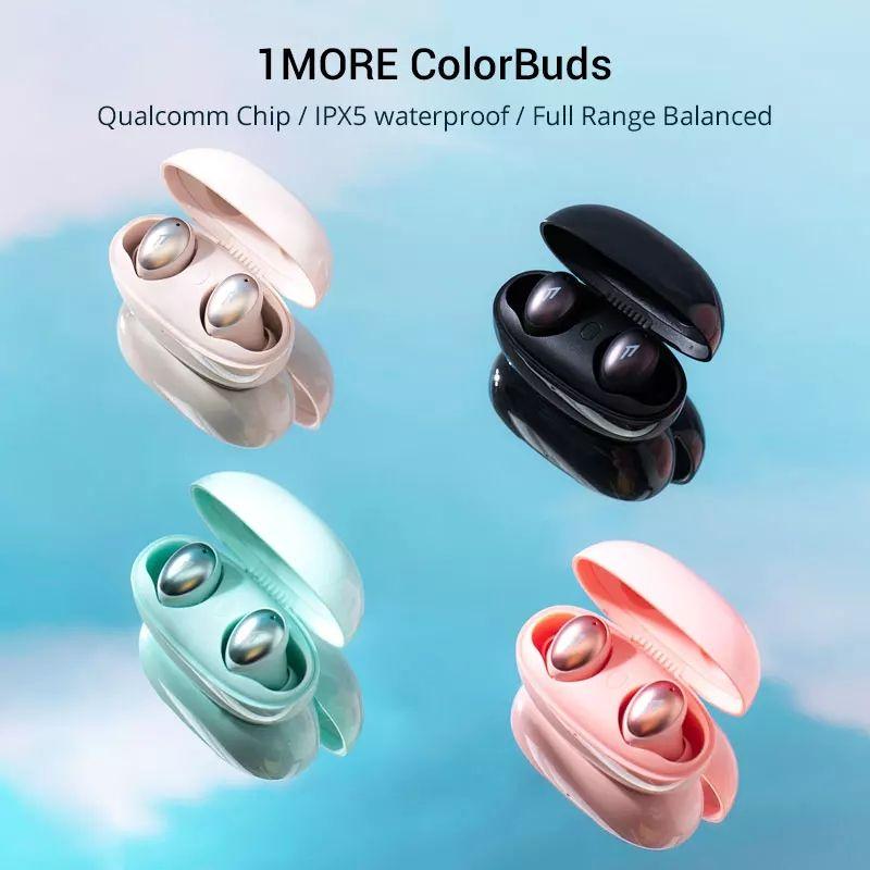 Nuevos 1MORE ColorBuds ESS6001T TWS