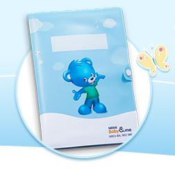 NESTLÉ: (Portadocumentos personalizable GRATIS) - Embarazadas y padres con bebés de menos de 24M