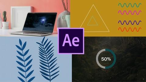 Curso: After effects cc: Motion Graphics Design & VFX