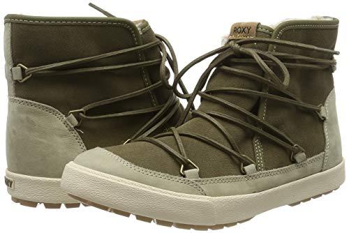 TALLAS 39 y 42 - Roxy (ROY11) Darwin-Winter Boots for Women, Botas Slouch para Mujer (Desde 18.39€)