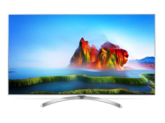 TV LED 55'' LG 55SJ810V - UHD