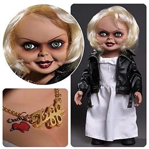 La Novia de Chucky - Replica parlante de 38cm (REACO Como NUEVO)