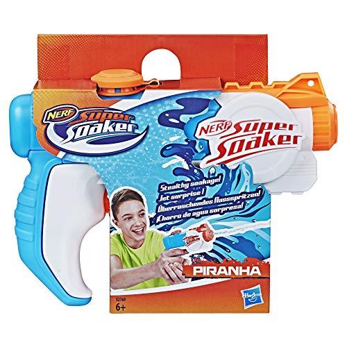 Recopilación de pistolas de agua SuperSoaker de Hasbro con descuento al tramitar