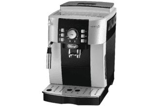 Cafetera superautomática - De Longhi Magnifica S ECAM 21.117 SB, Presión 15 bares, Negro y plata