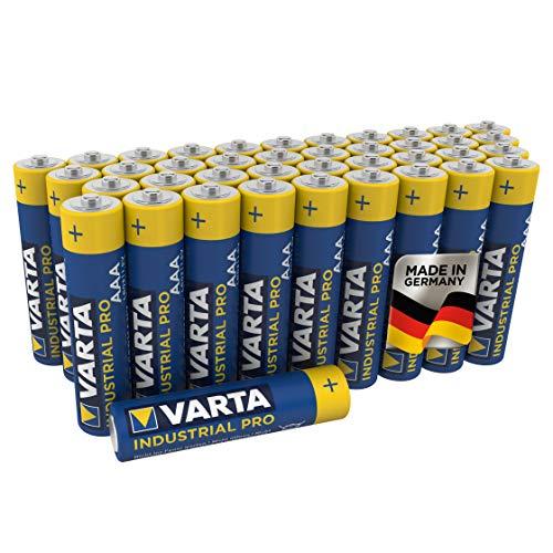 Pack de 40 pilas Varta Industrial PRO