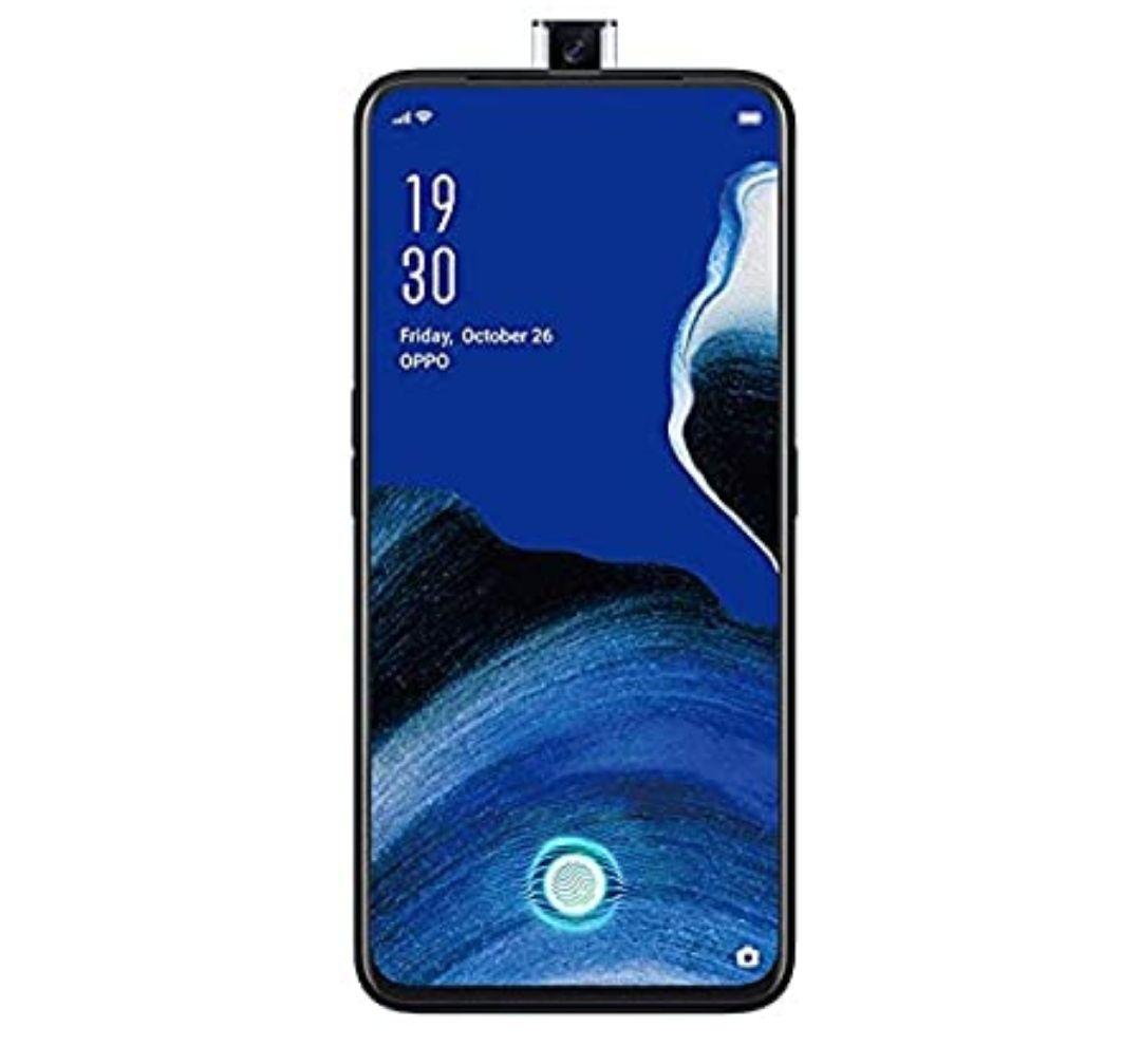 "Oppo Reno 2 Z Tim - Smartphone 6.5"" (8GB/128GB Dual Sim FHD+ 19.5:9 AMOLED QuadCam 48+8+2+2Mpx) Luminous Black"