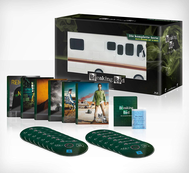 Breaking Bad. Serie Completa - Edición limitada Auto-caravana [Blu-ray]
