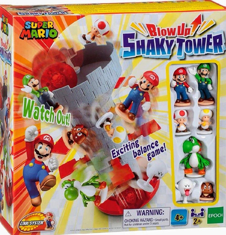 Juego de Super Mario Blow Up! (Precio mínimo)