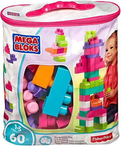Juego de construcción 60 piezas MEGA BLOKS