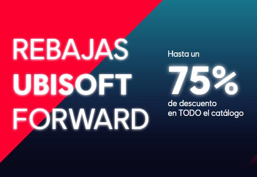 HASTA 75% EN UBISOFT