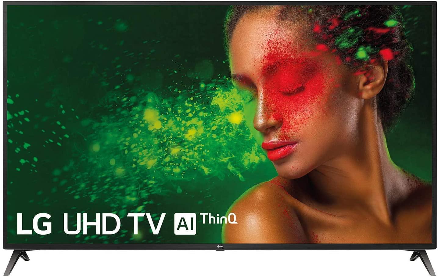 "TV LED 70"" LG Smart TV UHD 4K compatible con ALEXA"