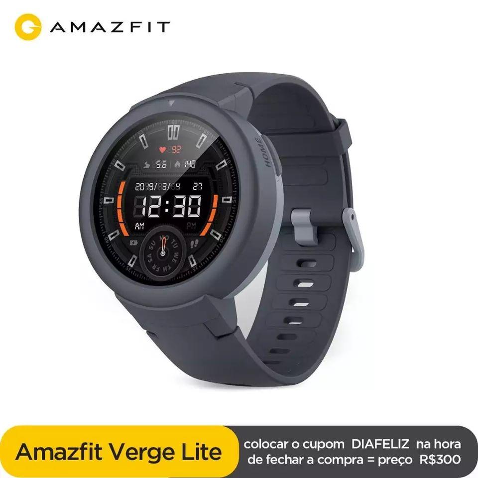 Amazfit verge lite desde España