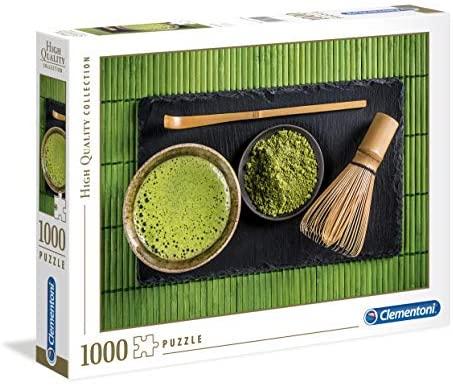 Puzzle 1000 Piezas Matcha Tea, marca Clementoni