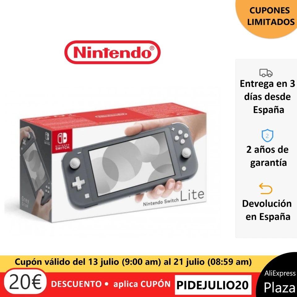 Nintendo Switch lite desde España