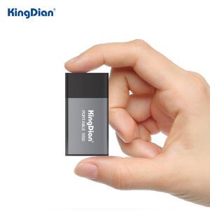 Mini SSD Externo 1 TB de tamaño reducido KingDian