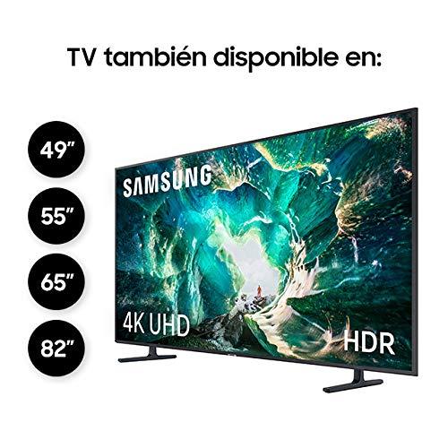 Televisión Samsung 4K 55´´ UHD 2019 UE55RU8005