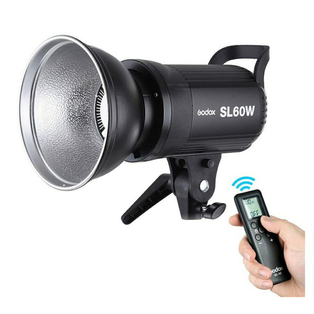 GODOX SL60W - Luz continua LED para foto y video