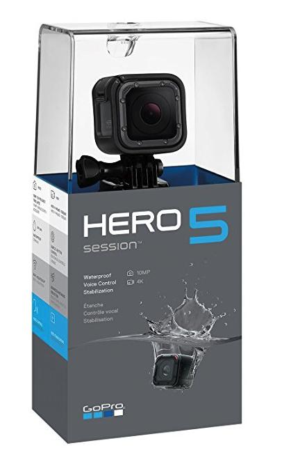 GoPro5 hero session