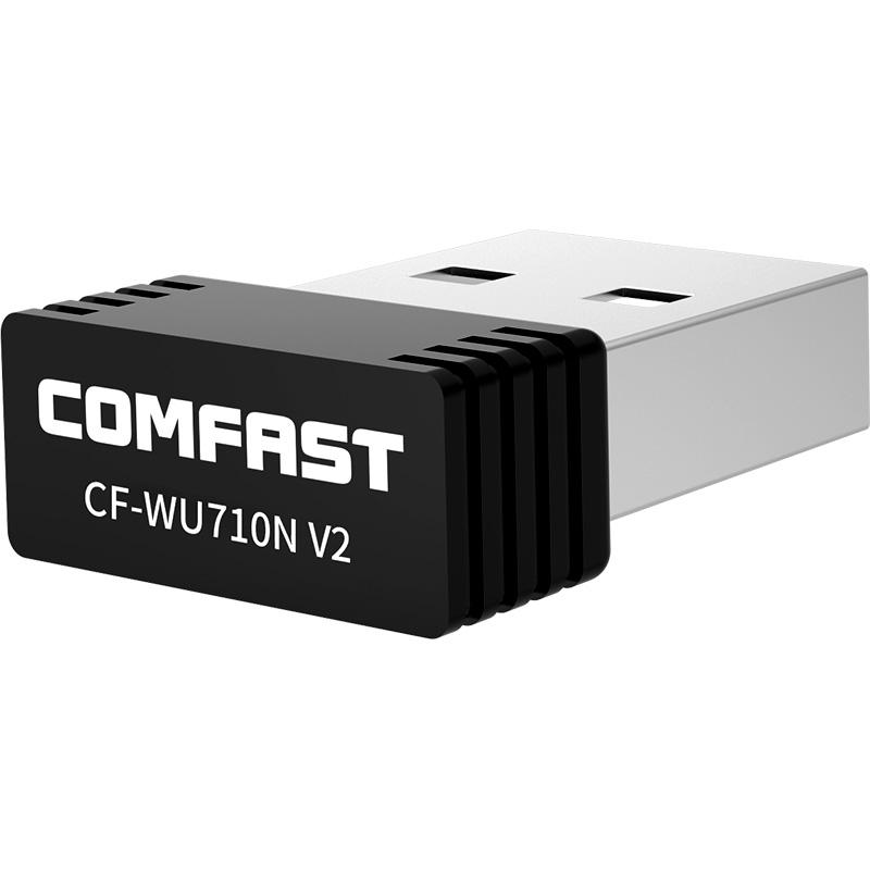 Mini adaptador Wifi USB inalámbrico 802.11N 150Mbps