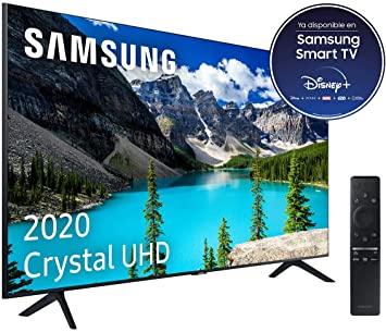 """Samsung Crystal UHD 2020 55TU8005 - Smart TV de 55"""" con 4K, HDR 10+"""
