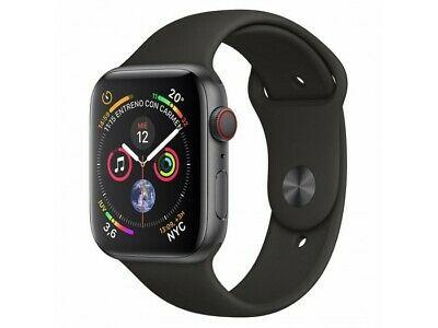 Apple Watch Series 4 GPS + Cellular 40mm Aluminio Gris Espacial con Correa Depo