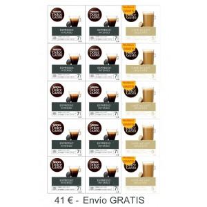 Chollazo Dolce Gusto 240 cápsulas a 0,17€ unidad con envío gratis