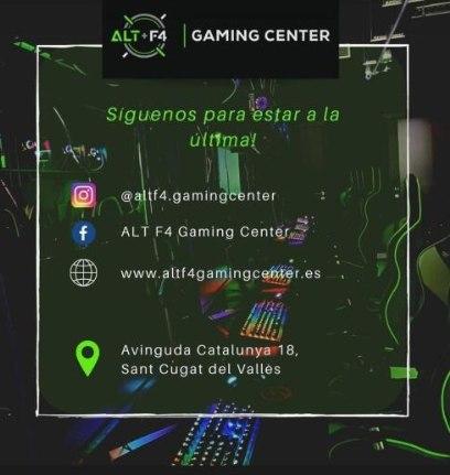 1 hora gratis de gaming Center(Barcelona)