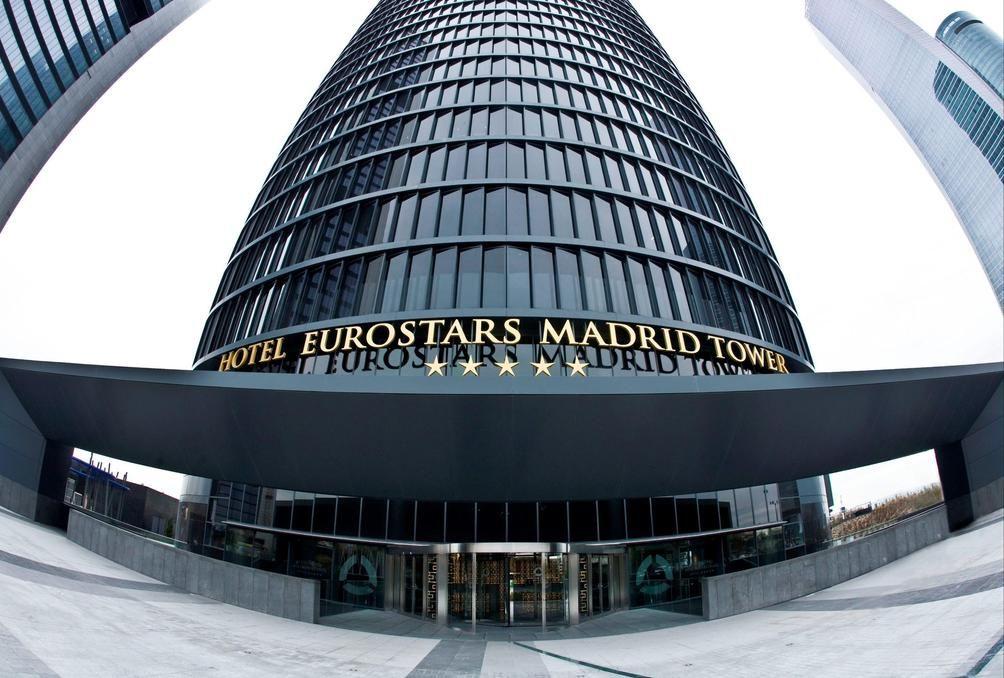 12% de descuento Hotel Eurostars Tower Madrid y otros regalos