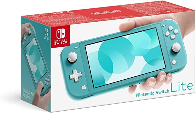 Nintendo Switch Lite + 1 cupón de 36€ todo por 207€ (leer descripción)