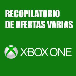 XBOX :: Hasta un 90% +290 juegos (Packs, Xbox y Windows)