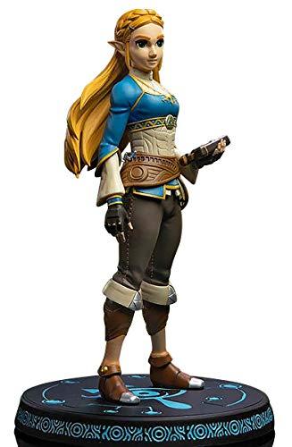 Zelda Figura Coleccionable (BOTWZS)
