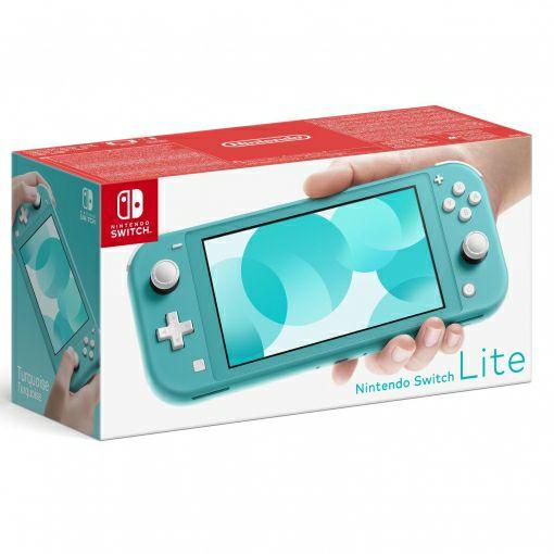 Nintendo Switch Lite + cupón de 30€ por 199,99€