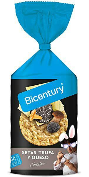 Tortitas sabores Bicentury