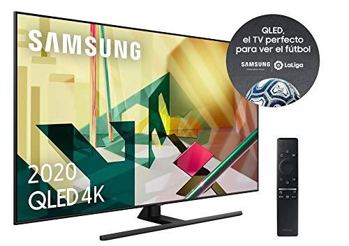 """Samsung QLED 4K 2020 65Q70T - Smart TV de 65"""" con Resolución 4K"""