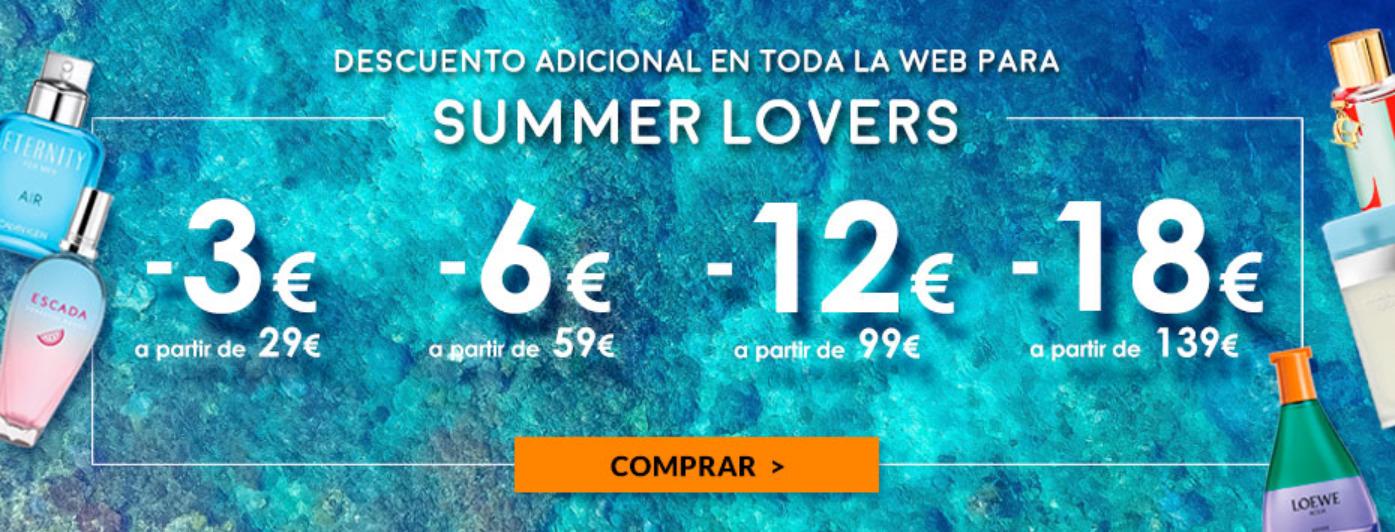 PACO PERFUMERÍAS: Descuentos adicionales (3€, 6€, 12€, 18€) por compra + Regalos
