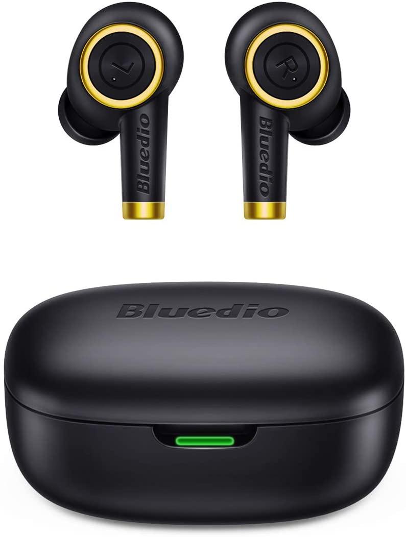 Bluedio P Bluetooth 5.0 TWS solo 18.3€