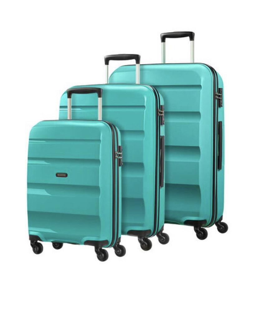 Juego maletas AMERICAN TOURISTER