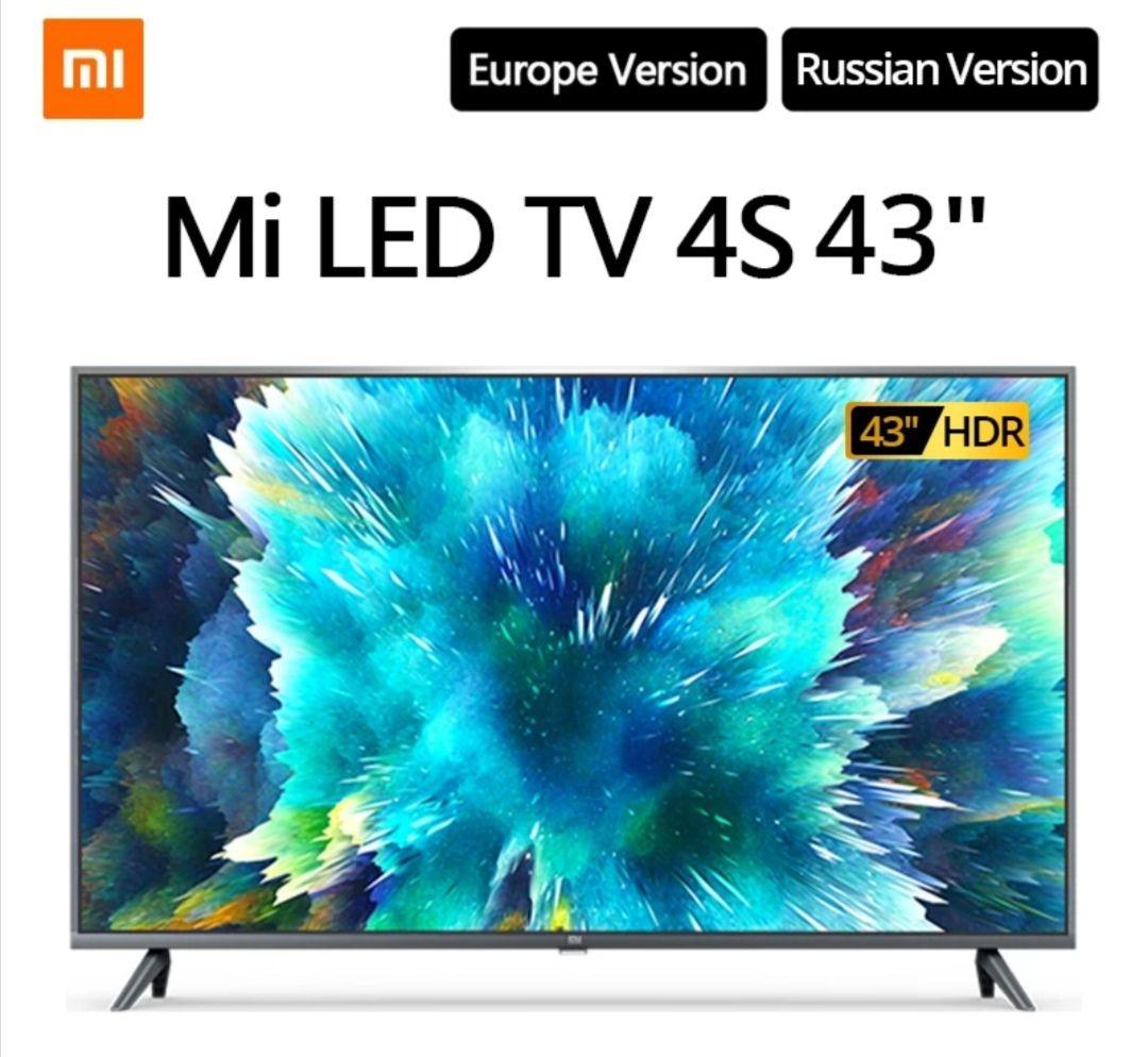 Xiaomi Mi TV LED 4S 43″ desde España