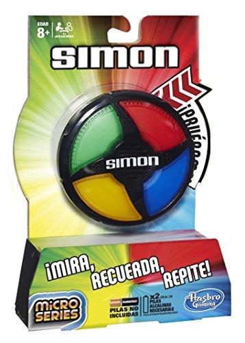 Hasbro Gaming - Simón Micro Series