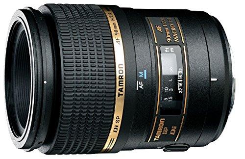 Objetivo para Nikon Tamron SP AF 90 mm F/2.8 Di Macro 1:1