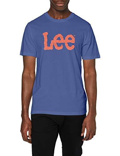 Lee Logo - Camiseta Hombre tallas M y XL.