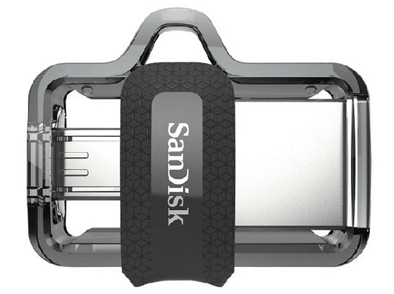 SanDisk Ultra Dual 128GB solo 13.9€
