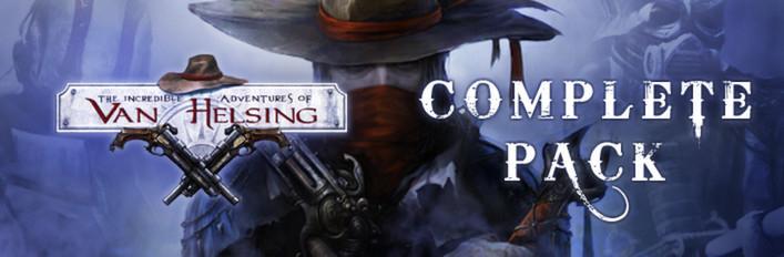 The Incredible Adventures of Van Helsing - Complete Pack para Steam